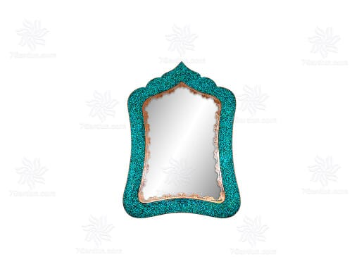 آینه مستطیل کوچک فیروزه کوب