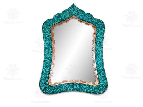 آینه مستطیل شماره 5 فیروزه کوب
